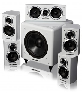 Sistema completo Wharfedale DX1HCP