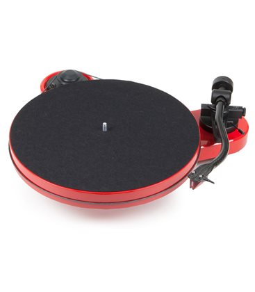 Giradischi Pro-Ject RPM1 Carbon / 2M Red