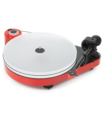 Giradischi Pro-Ject RPM5 Carbon/ Quintet Red