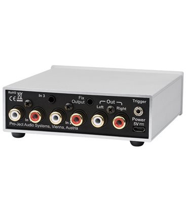 Preamplificatore Pro-Ject Pre Box S2 Analogue