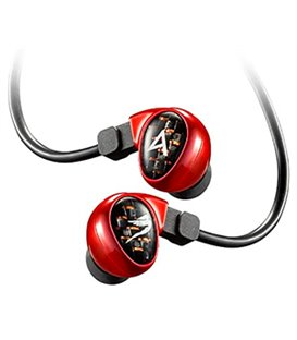 Cuffia in-ear universale Billie Jean