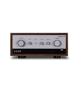 Amplificatore integrato Leak STEREO 130 wood