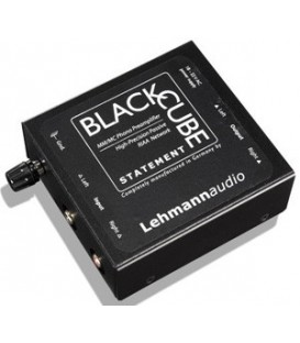 Pre Phono Lehmann Black Cube Statement