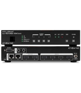 Switcher HDMI Atlona ATHD4V42