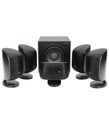 Sistema mini Theatre B&W MT-50