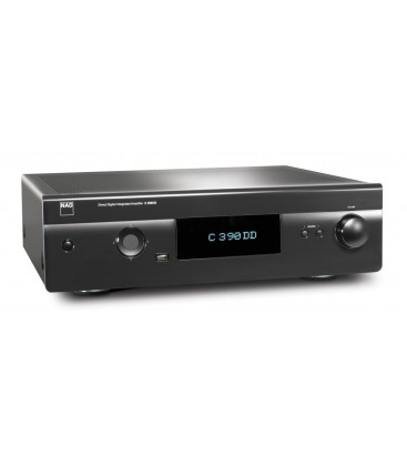 Amplificatore Integrato NAD C390DD