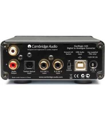 DAC Cambridge Audio Dac Magic100