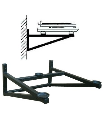 Staffa montaggio a muro Turntable wall Bracket Rega