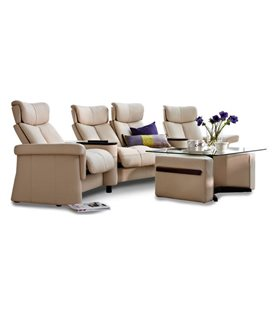 Sistema Home Cinema Stressless Legend