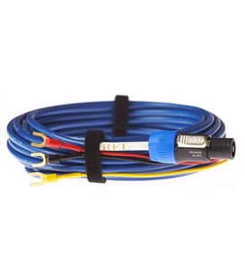 Cavo Rel Acoustics Bass Line Blu Cable